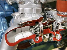 diagnostyka turbosprezarki