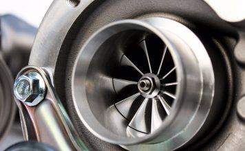 zapieczona turbosprezarka